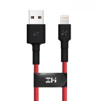Кабель Lightning/USB Xiaomi ZMI MFi 200 см (AL833)