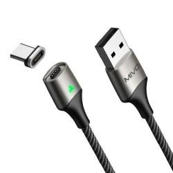 Магнитный кабель USB-Type-C Mivo 2.4A MX-90T