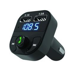 Автомобильный FM-модулятор Dream X8