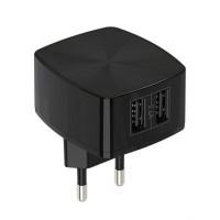 Сетевое зарядное устройство Mivo 2 USB 2.4A MP-225