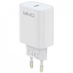 Сетевое зарядное устройство MIVO 20W Type-c MP-323T