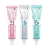 Зубная паста Dr.Bei 0+ (3 шт. по 100 гр.)