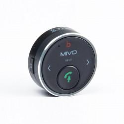 Автомобильный мини-адаптер с Bluetooth Mivo MF-01