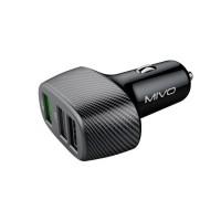 Автомобильное зарядное устройство Mivo MU333Q 3 USB QC 3.0