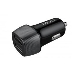 Автомобильное зарядное устройство Mivo MU-341 2 USB 3.4A