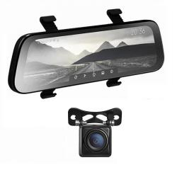 Зеркало видеорегистратор с 2 камерами Xiaomi 70mai Rearview Dash Cam Wide (Midrive D07+Midrive RC05)