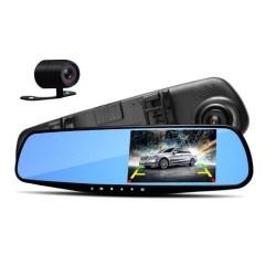 Видеорегистратор-зеркало с 2-мя камерами EPLUTUS D02
