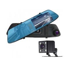 Зеркало видеорегистратор с 2 камерами Eplutus D06