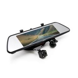 """Видеорегистратор-зеркало Eplutus D83 с Android Navitel, 3-мя камерами и экраном 8"""""""