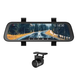 Зеркало видеорегистратор с 2 камерами Xiaomi 70mai Rearview Dash Cam Wide (Midrive D07+Midrive RC04)