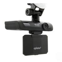 Видеорегистратор Eplutus GR-90 с антирадаром и GPS