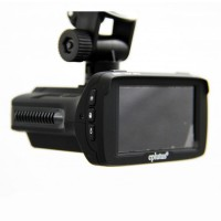 Видеорегистратор Eplutus GR-92 с антирадаром и GPS