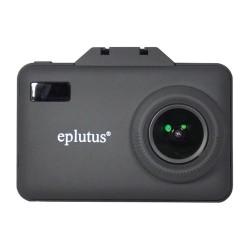 Автомобильный видеорегистратор с радар-детектором и GPS Eplutus GR-94