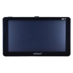 3в1 регистратор с радаром и GPS Eplutus GR71 на базе Android
