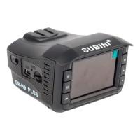Видеорегистратор с радар-детектором Subini GRD-H9plus