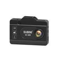Видеорегистратор с сигнатурным антирадаром Subini SV-600
