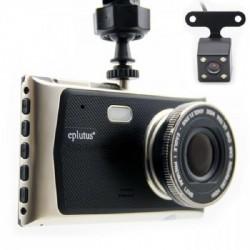 Видеорегистратор Eplutus DVR-939 c 2-мя камерами