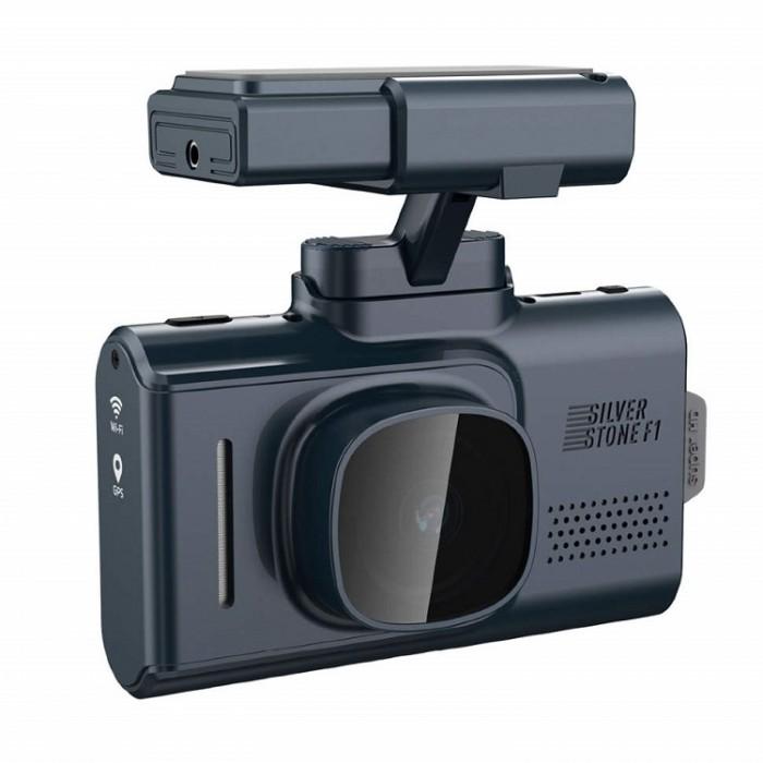 ВидеорегистраторSilverStoneF1CityScanner, GPS