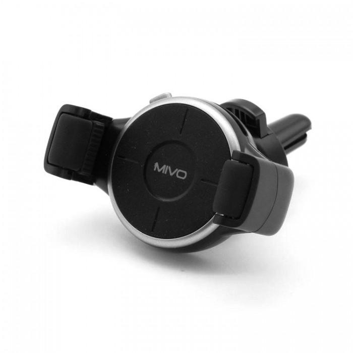 Автомобильный держатель с беспроводной зарядкой Mivo MZ13