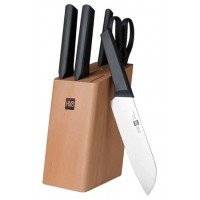 Набор ножей Xiaomi Huo Hou Fire Kitchen Steel