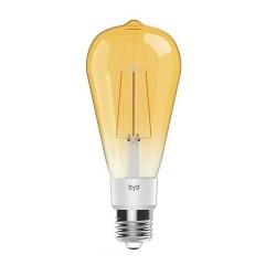 Умная лампочка Xiaomi Yeelight Smart LED Filament Bulb YLDP23YL ST64