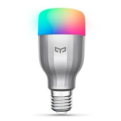 Лампа светодиодная Yeelight LED Bulb Color Silver YLDP02YL (GPX4002RT)