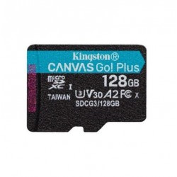 Карта памяти Micro SDXC Kingston 128Gb Canvas Go Plus SDCG3/128GB