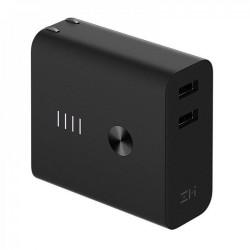 Внешний аккумулятор - зарядка Xiaomi ZMI QC 3.0 2 in 1 6500 mAh