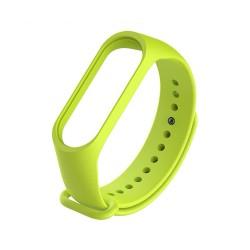 Ремешок силиконовый для фитнес-браслета Xiaomi Mi Band 3/4