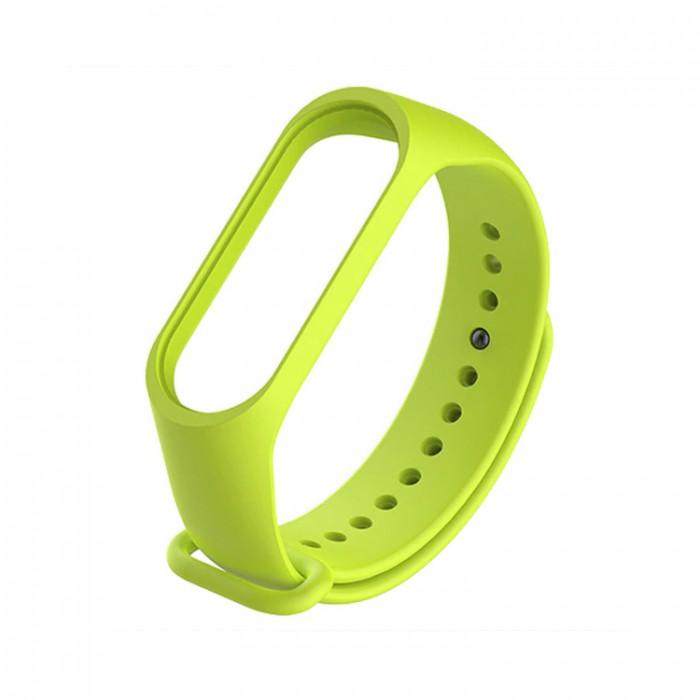 Ремешок силиконовый для фитнес-браслета Xiaomi Mi Band 3