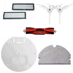 Набор аксессуаров для робота-пылесоса Xiaomi Mi Robot Vacuum-Mop 1C + Коврик