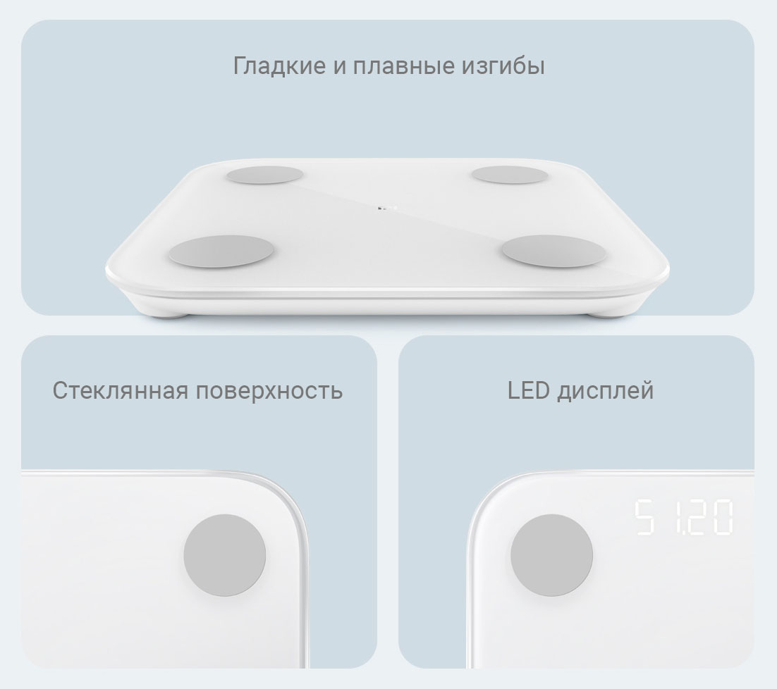 Весы Xiaomi Body Composition Scale 2