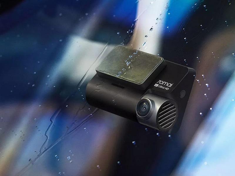 Видеорегистратор Xiaomi 70Mai Dash Cam A800 4K