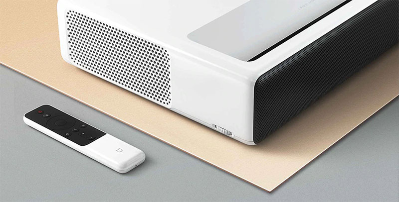 Лазерный проектор Xiaomi MiJia Laser Projection TV (MJJGYY02FM) (Global)