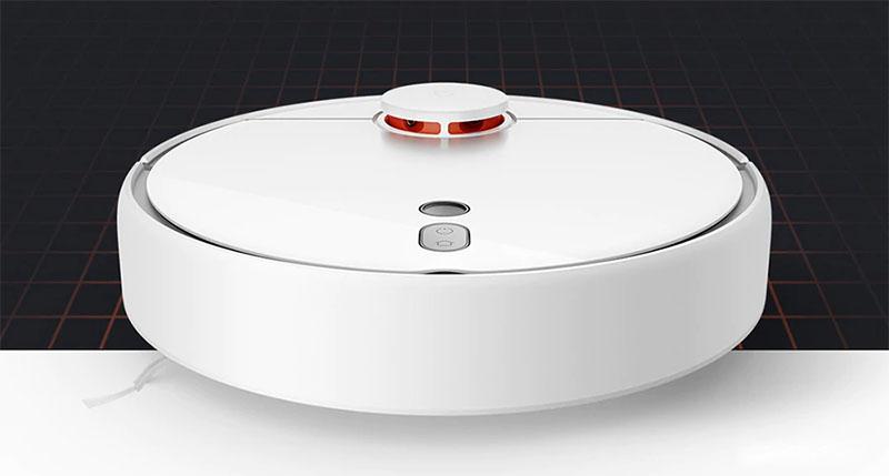 Робот-пылесос Xiaomi (Mijia) Robot Vacuum Cleaner 1S
